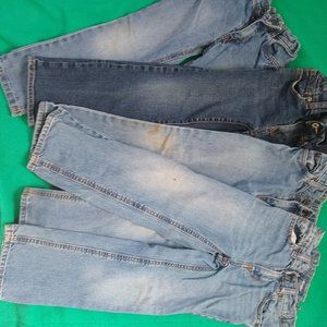 4 Boys Carter's (3x) & Old Navy (1x) Jean In A Lot
